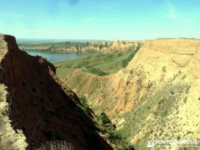 Carcavas de Castrejón (Viernes Semana Santa) rutas por la sierra sierra de guadarrama rutas senderi